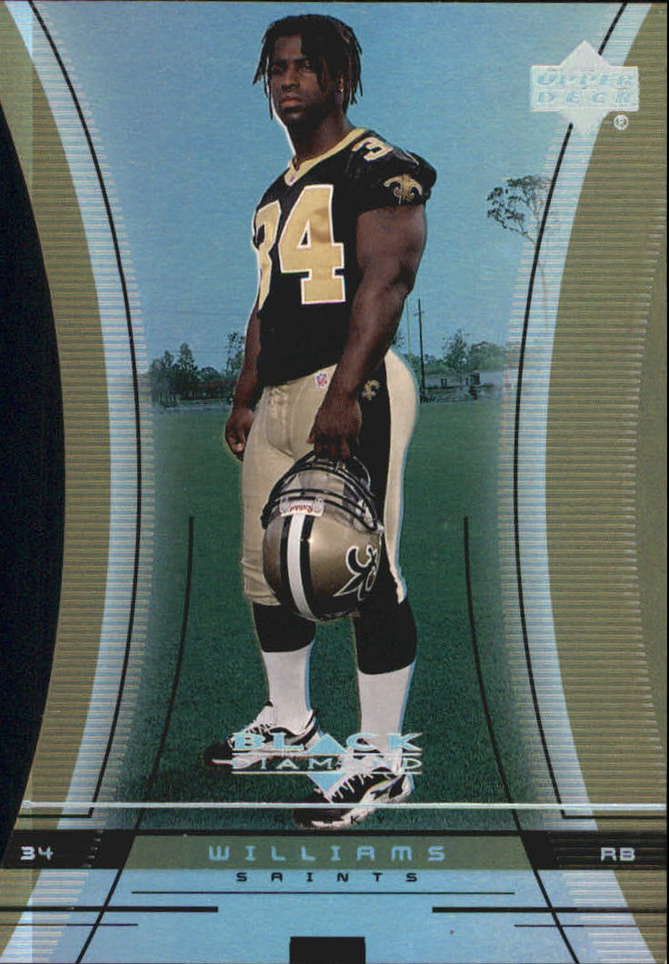 1999 Black Diamond Diamond Cut #113 Ricky Williams