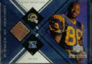 1999 Black Diamond A Piece of History #TH Torry Holt H/R