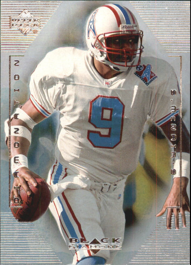 1999 Black Diamond Diamonation #D16 Steve McNair