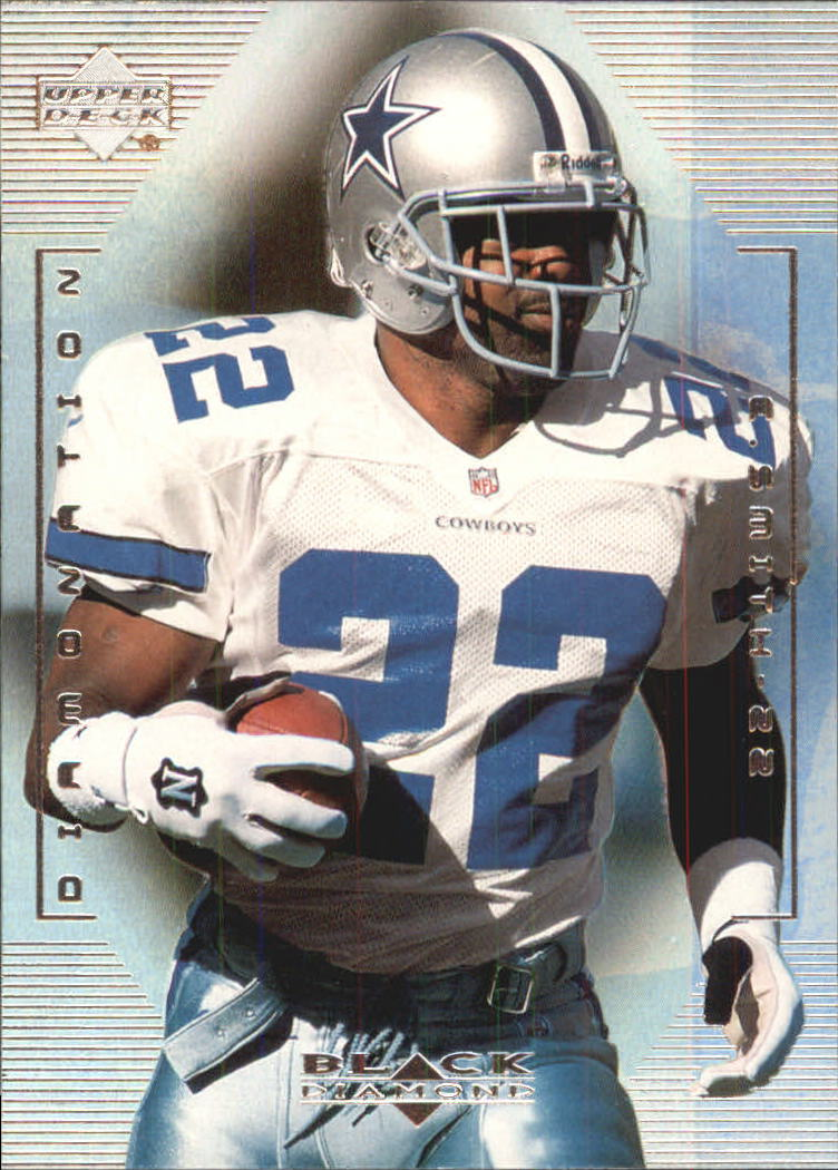 1999 Black Diamond Diamonation #D17 Emmitt Smith