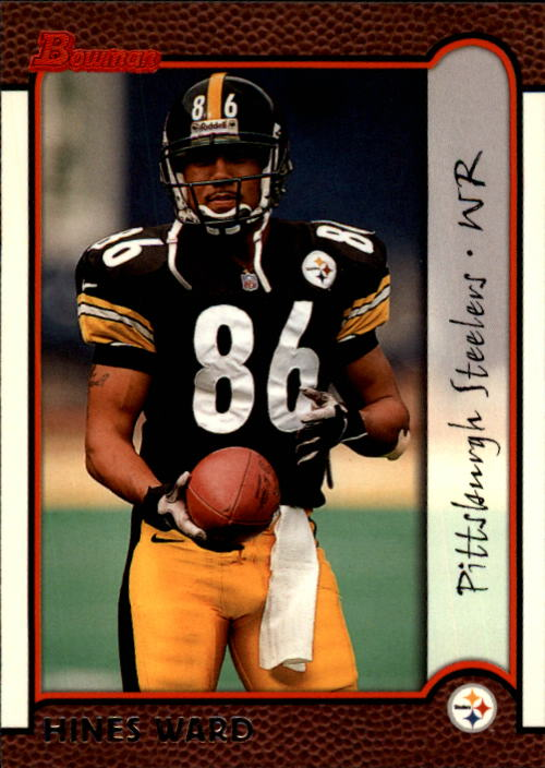 1999 Bowman #86 Hines Ward