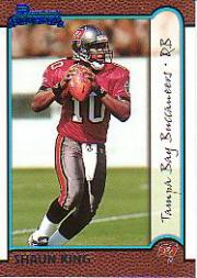 1999 Bowman #175 Shaun King RC
