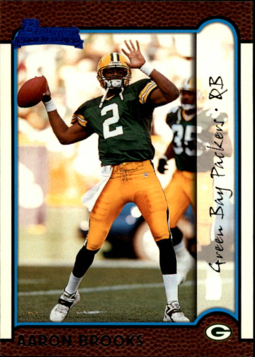 1999 Bowman #199 Aaron Brooks RC