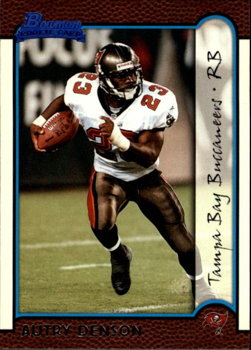 1999 Bowman #214 Autry Denson RC