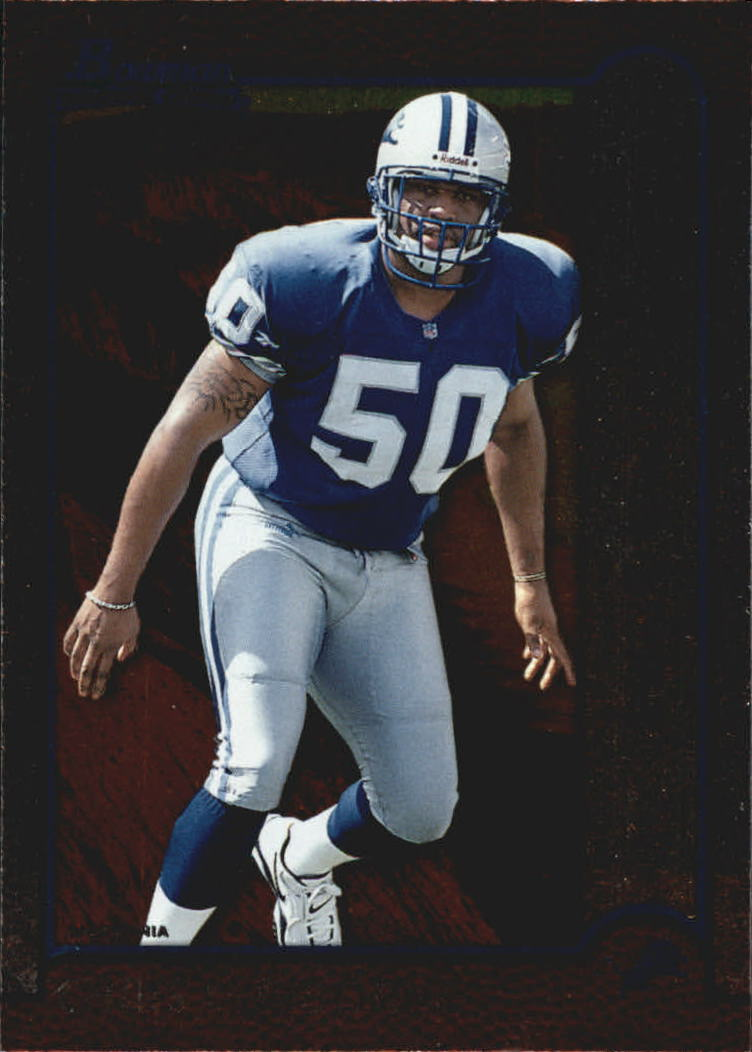 1999 Bowman Interstate #159 Sedrick Irvin