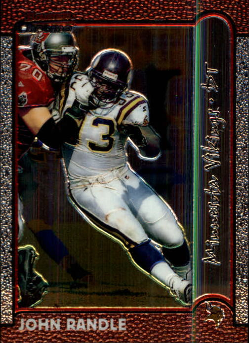 1999 Bowman Chrome #35 John Randle