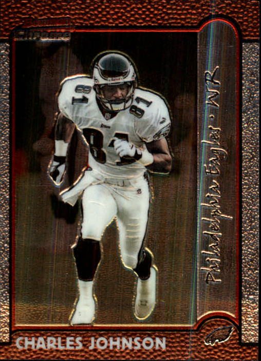 1999 Bowman Chrome #71 Charles Johnson