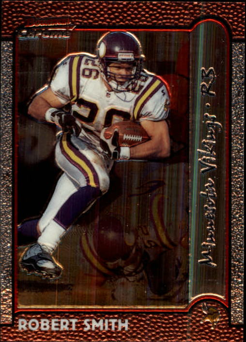 1999 Bowman Chrome #92 Robert Smith