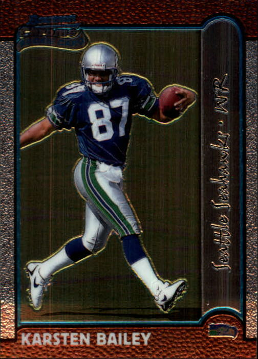 1999 Bowman Chrome #171 Karsten Bailey RC