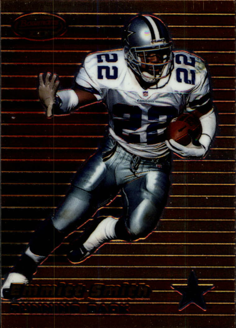 1999 Bowman's Best #30 Emmitt Smith