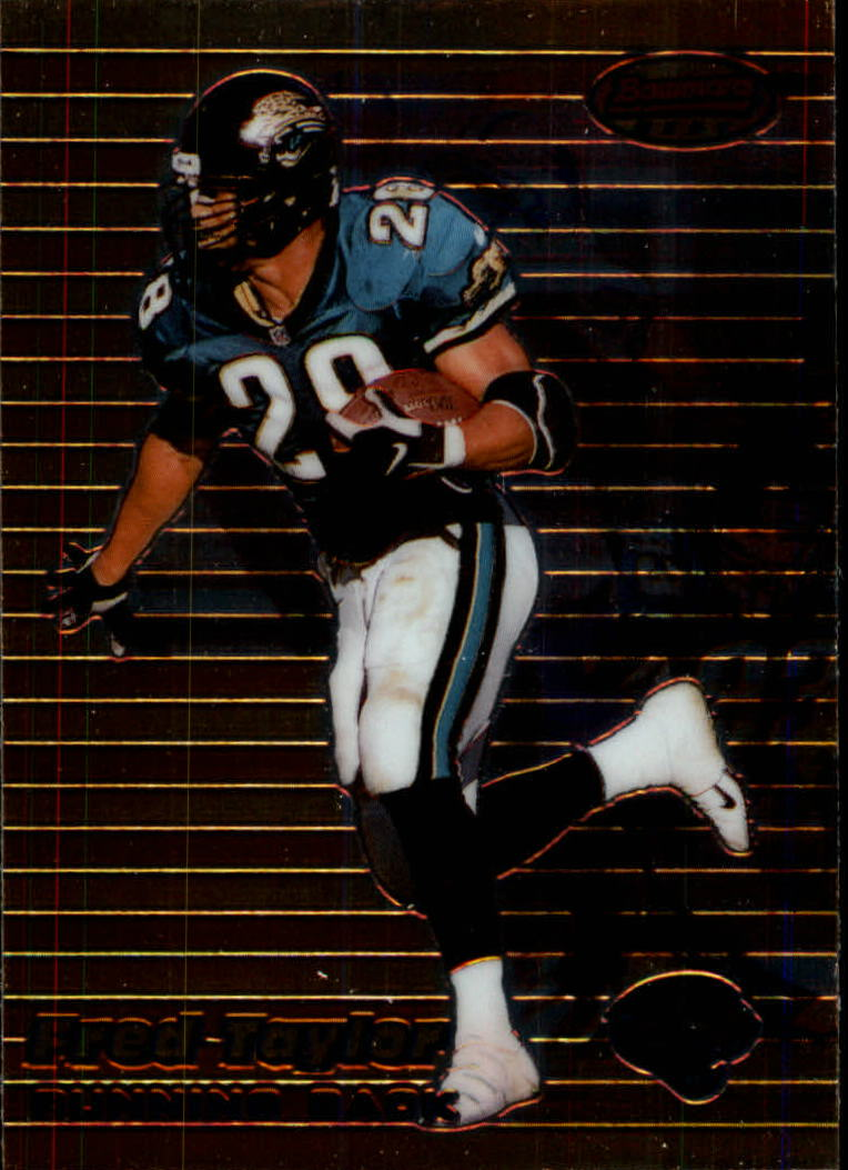 1999 Bowman's Best #45 Fred Taylor
