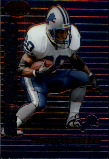 1999 Bowman's Best #94 Barry Sanders BP