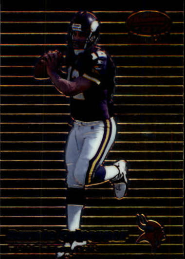 1999 Bowman's Best #107 Daunte Culpepper RC