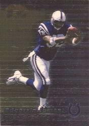1999 Bowman's Best Refractors #115 Edgerrin James