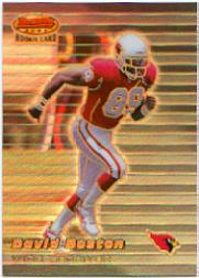 1999 Bowman's Best Refractors #124 David Boston
