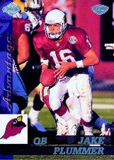 1999 Collector's Edge Advantage #4 Jake Plummer