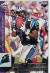 1999 Collector's Edge Advantage #29 Muhsin Muhammad