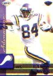 1999 Collector's Edge Advantage #91 Randy Moss