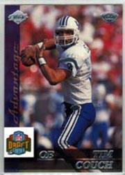 1999 Collector's Edge Advantage #159 Tim Couch RC