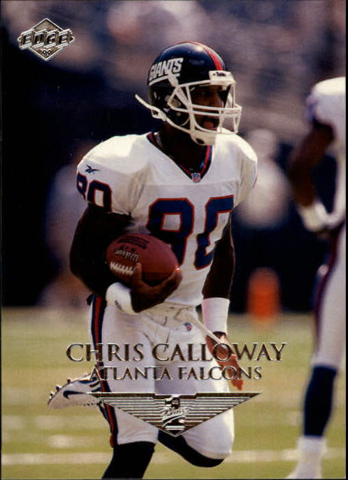 1999 Collector's Edge First Place #7 Chris Calloway