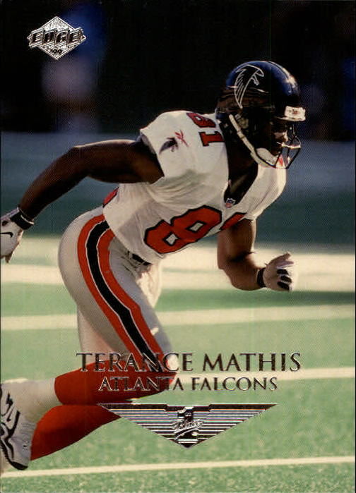 1999 Collector's Edge First Place #10 Terance Mathis
