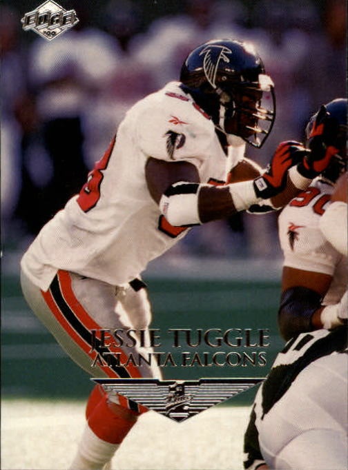 1999 Collector's Edge First Place #11 Jessie Tuggle
