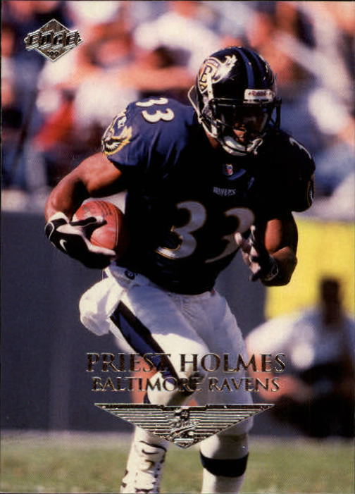 1999 Collector's Edge First Place #13 Priest Holmes