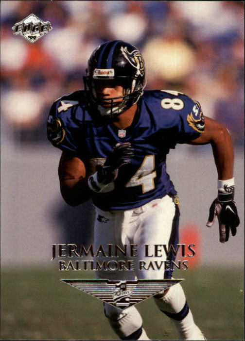1999 Collector's Edge First Place #14 Jermaine Lewis