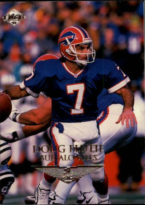 1999 Collector's Edge First Place #16 Doug Flutie