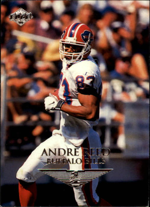 1999 Collector's Edge First Place #18 Andre Reed