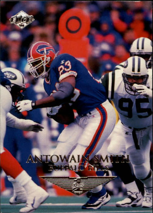 1999 Collector's Edge First Place #19 Antowain Smith