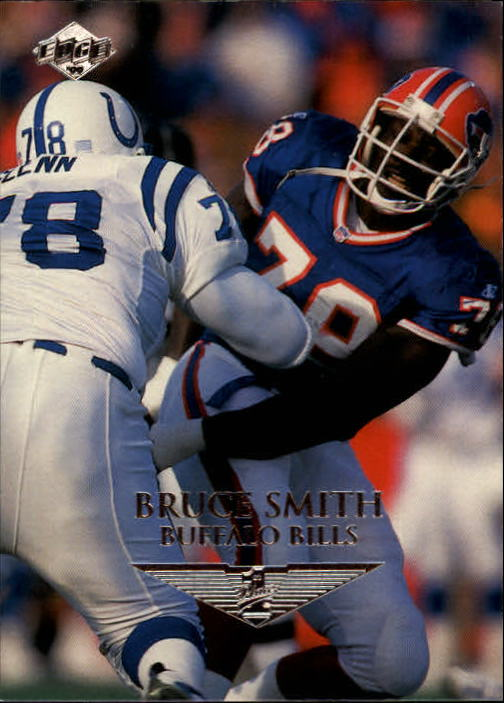 1999 Collector's Edge First Place #20 Bruce Smith