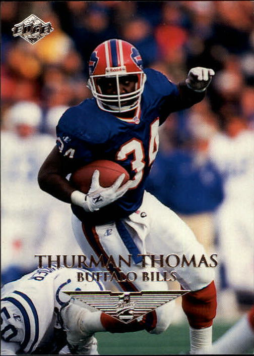 1999 Collector's Edge First Place #21 Thurman Thomas