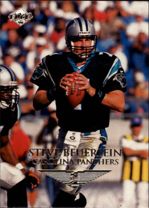 1999 Collector's Edge First Place #22 Steve Beuerlein