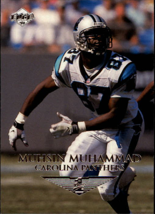1999 Collector's Edge First Place #25 Muhsin Muhammad