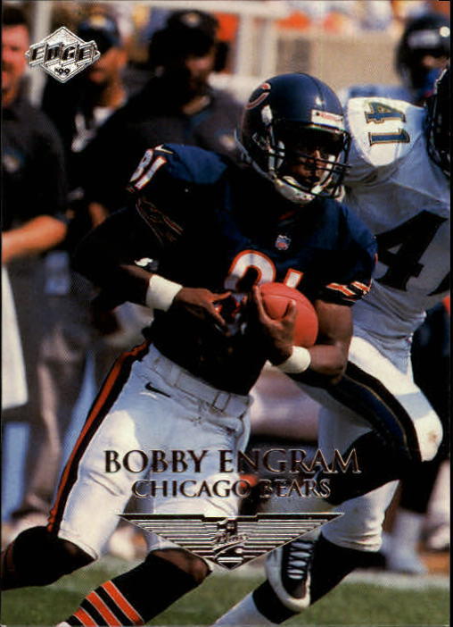 1999 Collector's Edge First Place #28 Bobby Engram