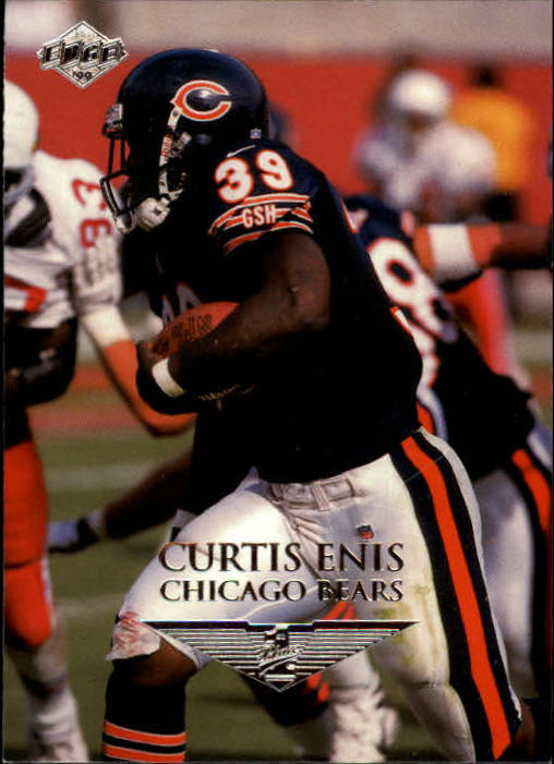 1999 Collector's Edge First Place #29 Curtis Enis