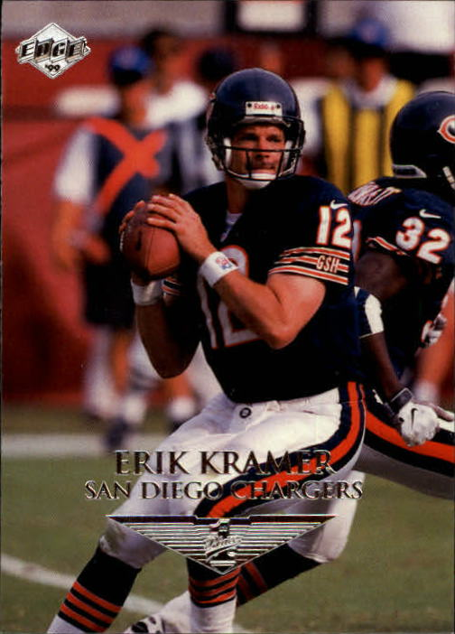 1999 Collector's Edge First Place #30 Erik Kramer