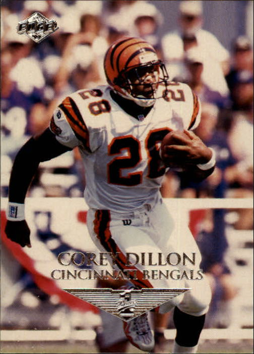 1999 Collector's Edge First Place #32 Corey Dillon