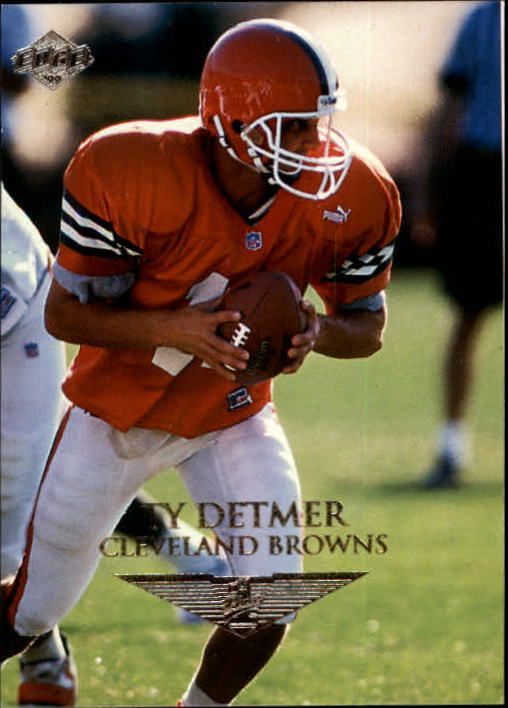 1999 Collector's Edge First Place #36 Ty Detmer