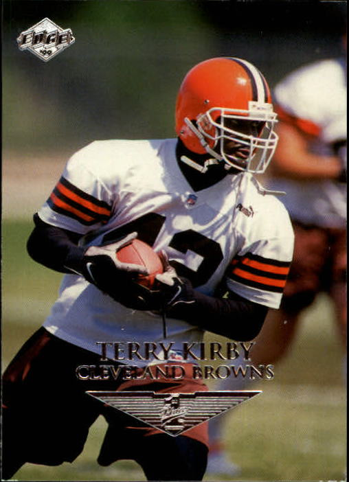 1999 Collector's Edge First Place #37 Terry Kirby