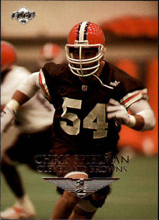 1999 Collector's Edge First Place #39 Chris Spielman