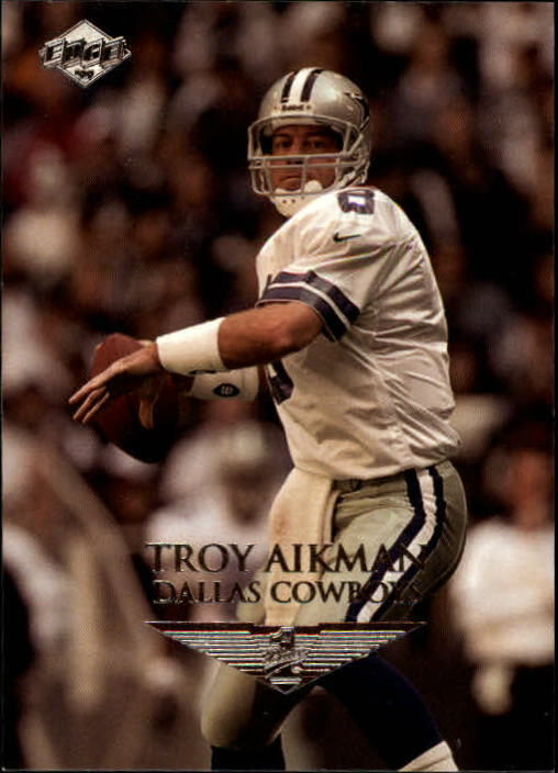 1999 Collector's Edge First Place #40 Troy Aikman