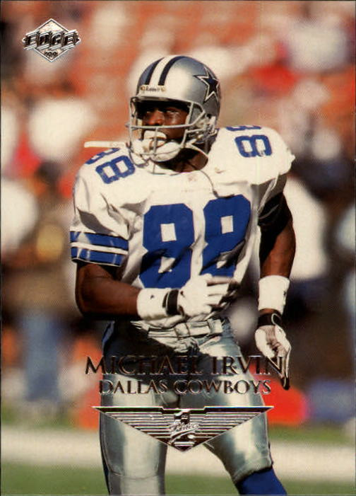 1999 Collector's Edge First Place #41 Michael Irvin