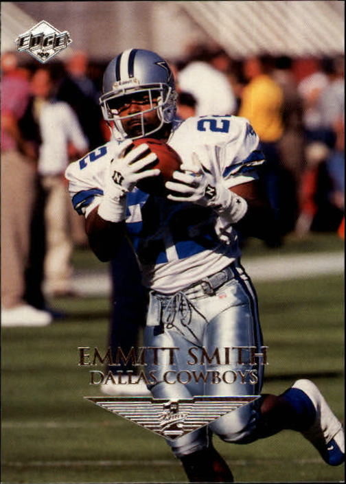 1999 Collector's Edge First Place #45 Emmitt Smith