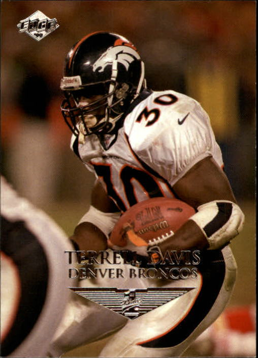 1999 Collector's Edge First Place #48 Terrell Davis