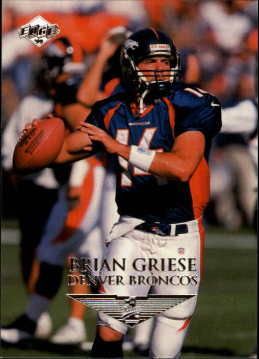 1999 Collector's Edge First Place #49 Brian Griese