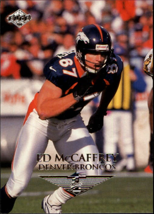 1999 Collector's Edge First Place #50 Ed McCaffrey