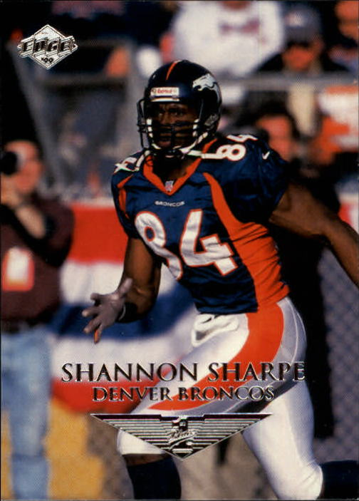 1999 Collector's Edge First Place #51 Shannon Sharpe