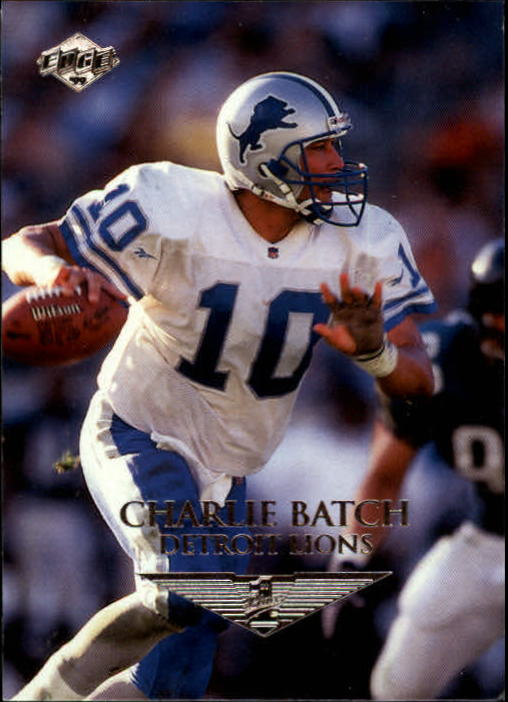 1999 Collector's Edge First Place #53 Charlie Batch
